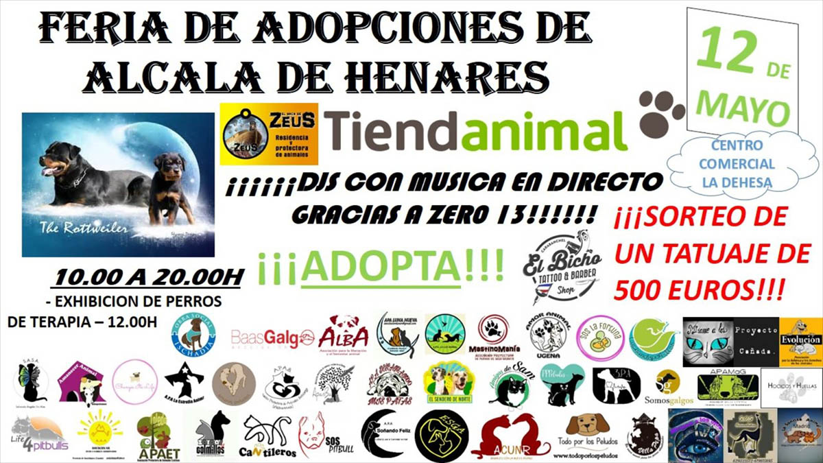feria-adopcion-animales-madrid